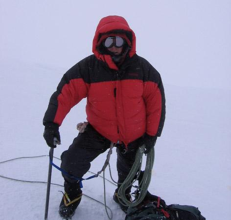 Denali Summit 20 320 ft No View Today