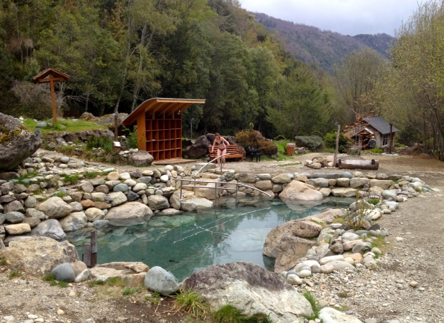 Hot Springs in Chile