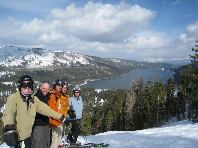 Lake Run Last Winter